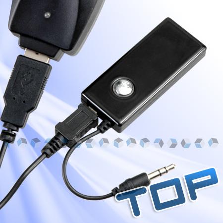 bluetooth adapter transmitter 3 5 klinke f kopfh rer ebay. Black Bedroom Furniture Sets. Home Design Ideas
